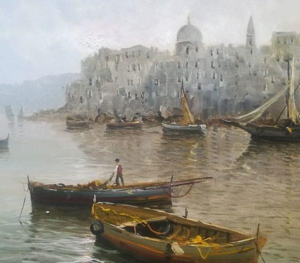 Antonio Bonetti - Antica venezia